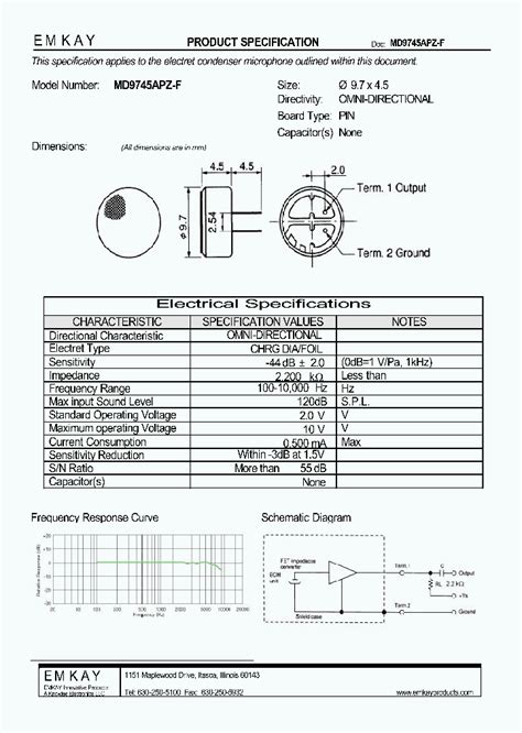 md9745apz f 698579 pdf datasheet ic on line