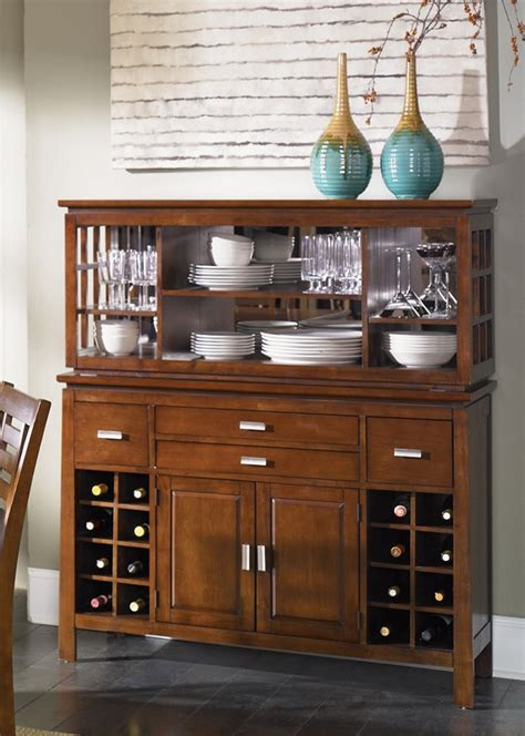 bar hutch scottsdale bar server hutch in rustic espresso finish by