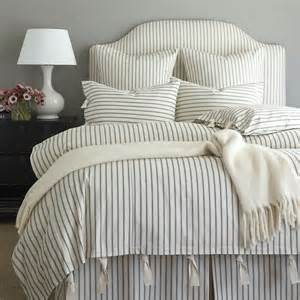 California King Duvet Covers Ticking Stripe Duvet Cover Black King Traditional