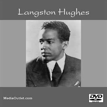 biography american author langston hughes langston hughes dvd biography poetry art literature
