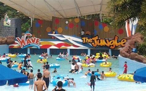 1 Tiket Masuk Marcopolo Water Park jungle waterpark bogor wahana alamat dan harga tiket