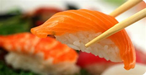 Salmon Sushi sushi 101 everything sushi in nc