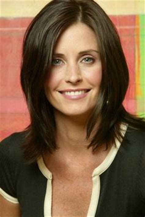 rachel monica wedding hairstyle these photos prove that courteney cox just gets hotter
