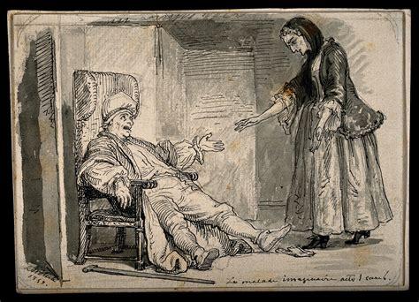 le malade imaginaire file le malade imaginaire argan a hypochondriac