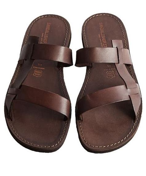 Sandal Ethnic India s leather sandals and leather sandals on