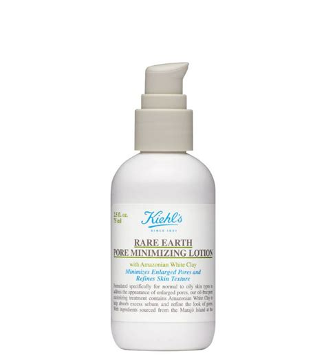 Kiehl S Earth Pore Refining Tonic Kiehls Real Size Toner Original kiehl s earth pore minimizing lotion reviews photo