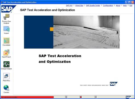sap tao 2 0 sap erp testing sap testing hp alm training sap tao expert intelligent it services sap tao sap
