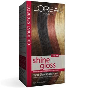 hair glaze color treatment pics colorist secrets shine gloss brilliant shiny hair l