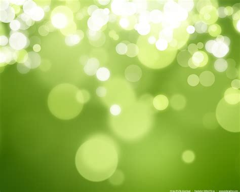 Abstract green nature background   PSDGraphics