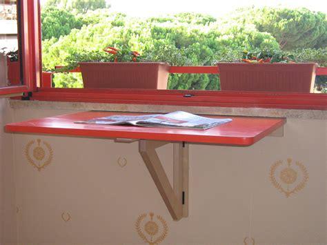 tavolo a ribalta da parete tavolino a ribalta salvaspazio fioriera cose di casa