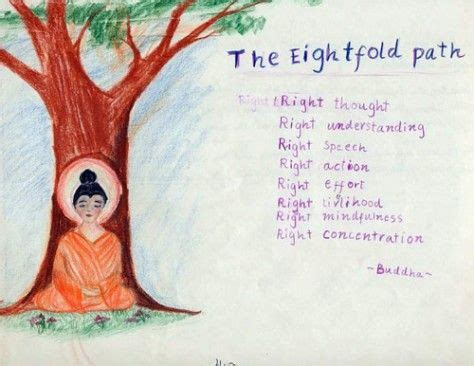 the buddha s ancient path books age 11 ancient india buddha the eightfold path