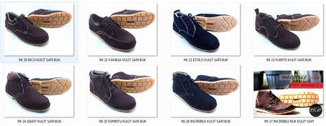 Sepatu Boots Redknot toko sepatu sepatu redknot original