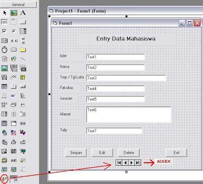 membuat barcode dengan vb 6 0 cara membuat program browse dan simpan foto dengan visual