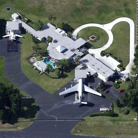 travolta s house in anthony fl