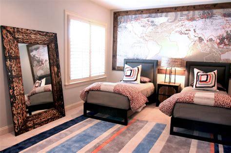 twin boys bedroom ideas charcoal bedding design ideas