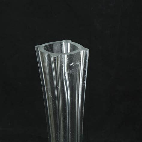 Wedding Vases Bulk by Bulk Lot 12 X Clear Glass Eiffel Tower Vases Wedding
