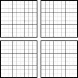 download sudoku blank for free formxls