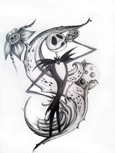jack skellington tattoo designs deviantart more like skellington design by