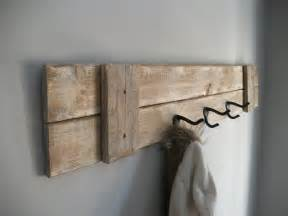 Design For Oak Coat Rack Ideas Interior Design Interesting Rustic Coat Hooks Wall Mounted Additions For Your Spaces