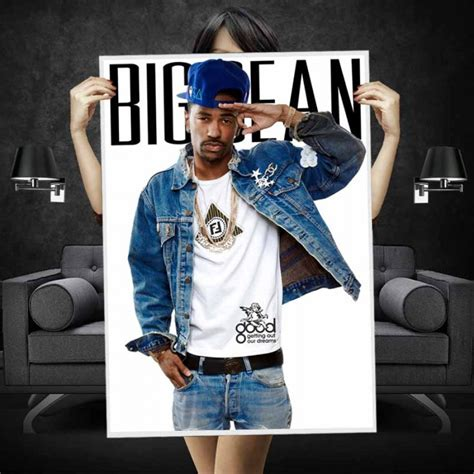 big sean poster big sean poster wehustle menswear womenswear hats