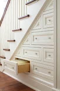 stairs storage ideas for small spaces