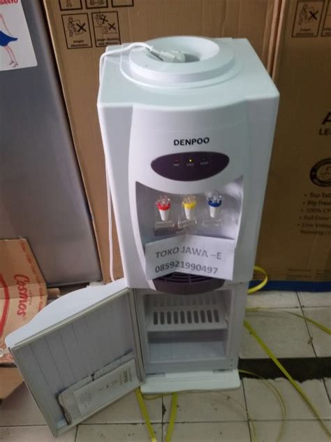 Dispenser Sharp Low Watt jual dispenser denpoo ddk 1105 low watt 190w toko jawa