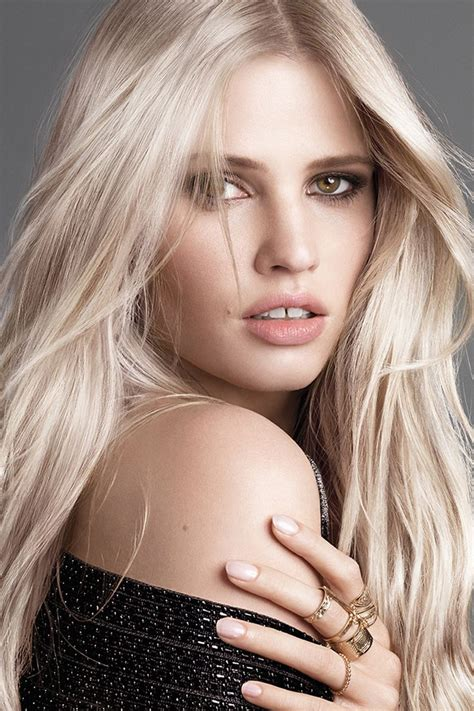 ultra light ash blonde hair color pictures icy shades the shiny way defy fading for up to 8 weeks