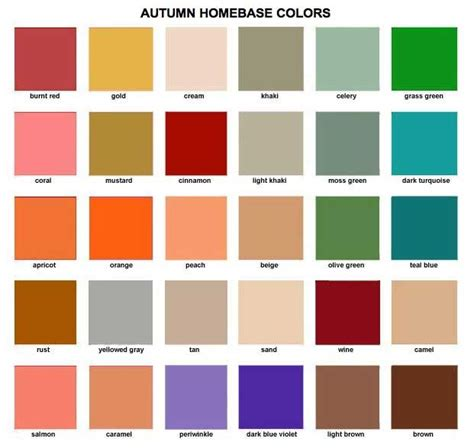 List Of Cool Warm Colors Women Fashion Pinterest Warm | warm color fashions color guide exclusive womens