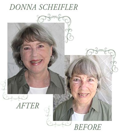 before and after makeovers for women 40 barriers to beauty makeup application