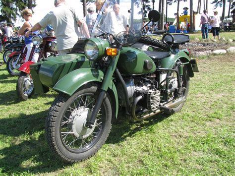 Motorrad Mit Beiwagen Oldtimer by Russisches Motorrad Mb 750 Mit Beiwagen Des Baujahr 1975