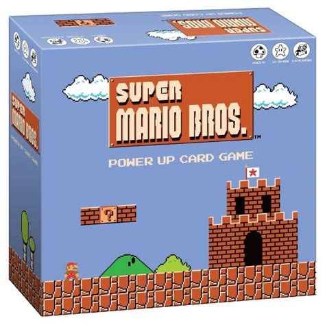 boat card game super mario bros power up card game target