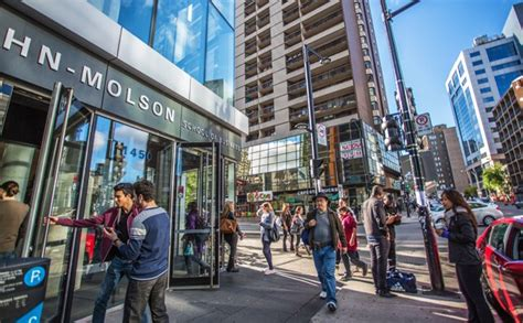 Molson School Of Business Mba by Bloomberg Businessweek Molson Mba Ranks Among The
