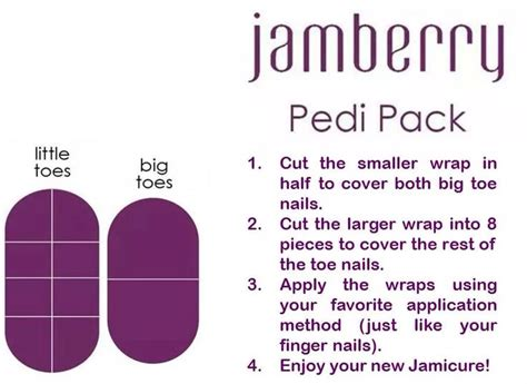 jamberry sle card template 17 best images about kellymcmahon jamberrynails net on
