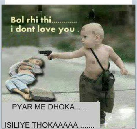 images of love dhoka funny hindi quotes in english quotesgram