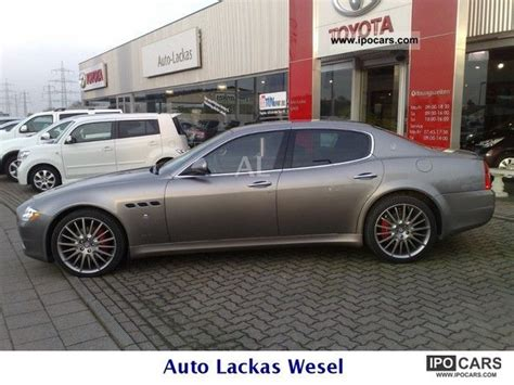 car manuals free online 2010 maserati quattroporte electronic throttle control 2010 maserati quattroporte automatic package gts 1 hd accident free car photo and specs