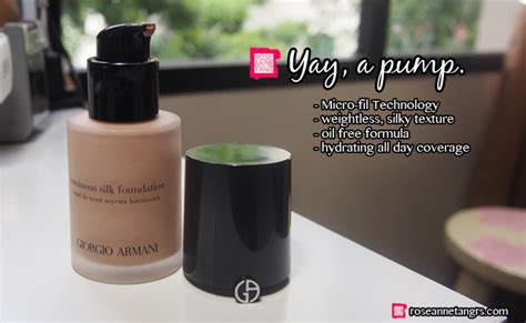 Harga Giorgio Armani Foundation by Giorgio Armani Makeup Singapore Mugeek Vidalondon