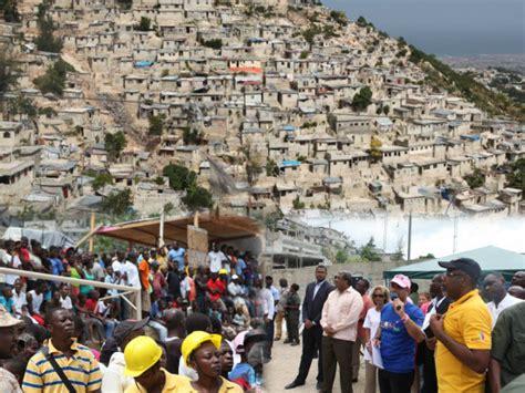 jalousie haiti ha 239 ti reconstruction deuxi 232 me phase des travaux de