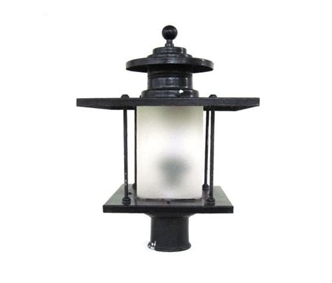 Architectural Outdoor Lighting Fixtures Artolier Exterior L Post Light Fixture Lantern Yard Outdoor 1940s Architectural Salvage