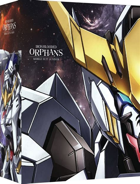bluray kopen mobile suit gundam iron blooded orphans