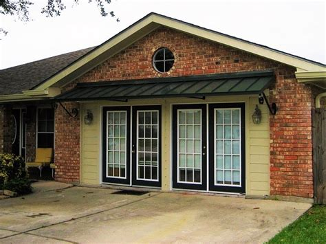 residential metal awnings residential metal awnings la custom awnings