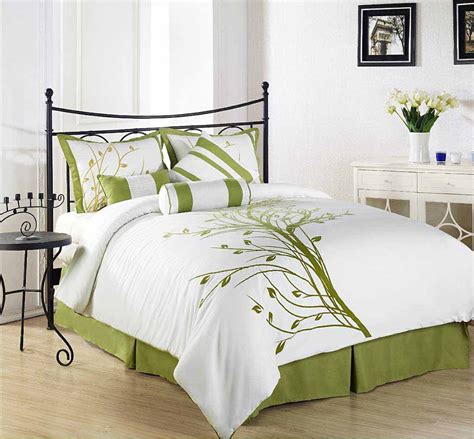 king size master bedroom comforter sets design and ideas white and green modern bedroom comforter sets decoration