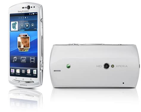 Hp Sony Neo V sony ericsson xperia neo v specs review release date phonesdata