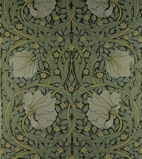 Arts And Crafts Wall Paper - pimpernel wallpaper design tapestry textile by william