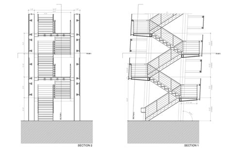 stairs in section stairs in section 28 images project 3 on restaurant by