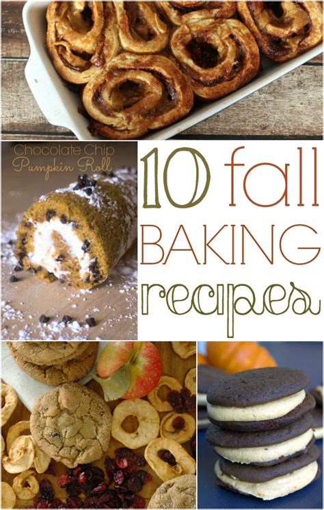 10 fall baking recipes home stories a to z