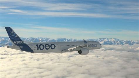a350 flight test a350 1000 successfully completes flight
