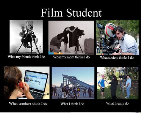 Film Memes - film students by asabora meme center
