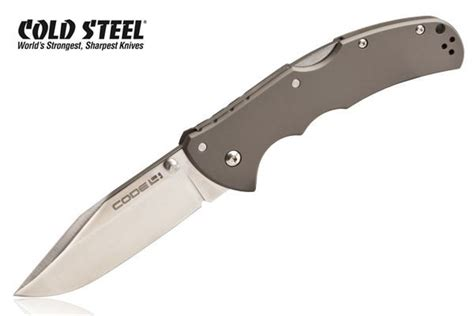cold steel code 4 clip point 58tpc n 243 綣 cold steel 58tpc code 4 clip point hurtownicy