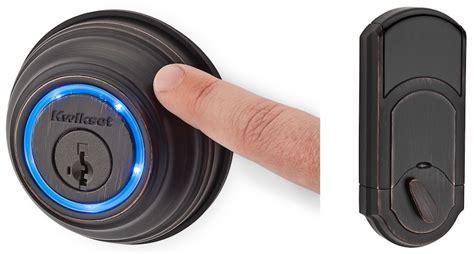kwikset s kevo smart door lock adds free guest ekeys