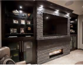 tv fireplace combo designs 21 best images about fireplaces on tv nook